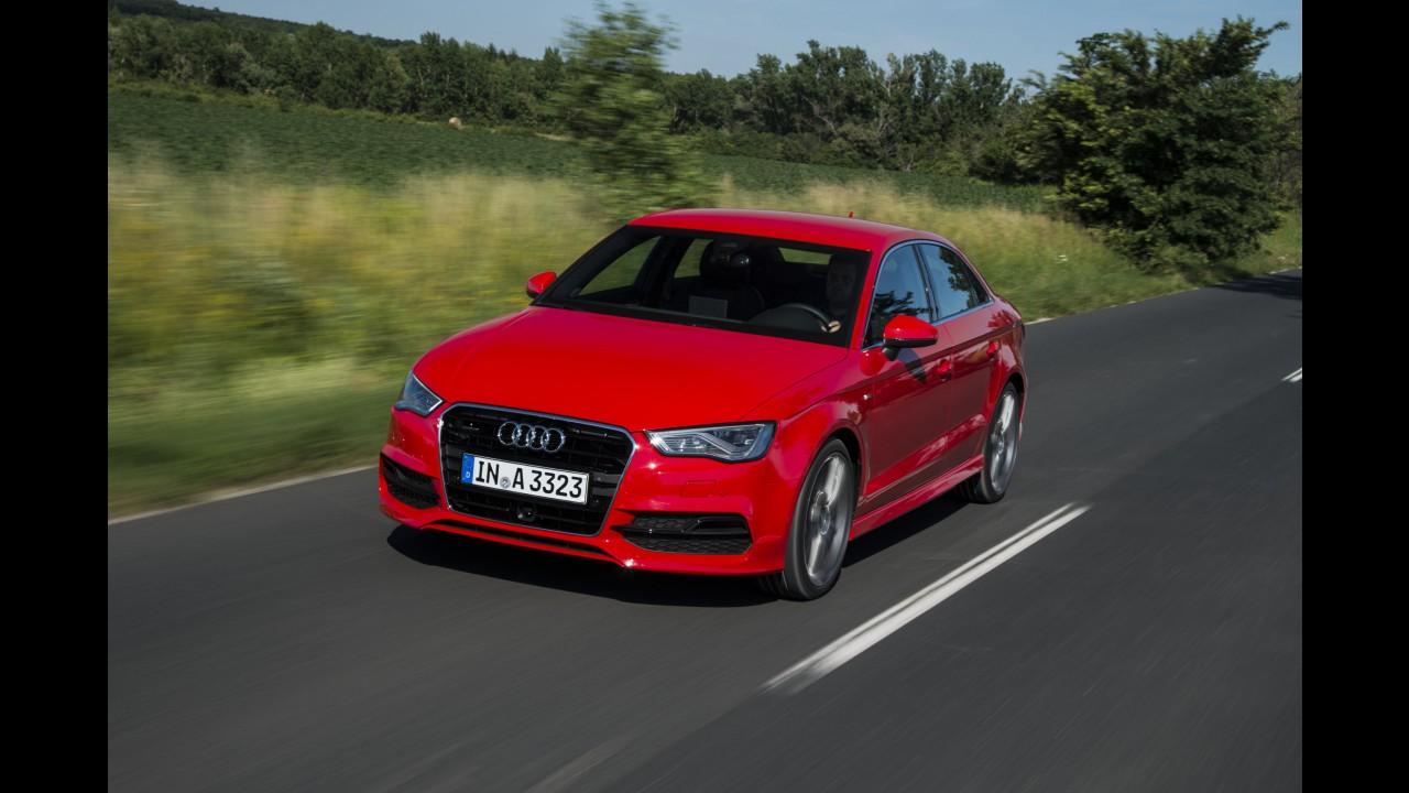 Volta rápida: belo e bom de dirigir, Audi A3 Sedan deixa Sportback em xeque