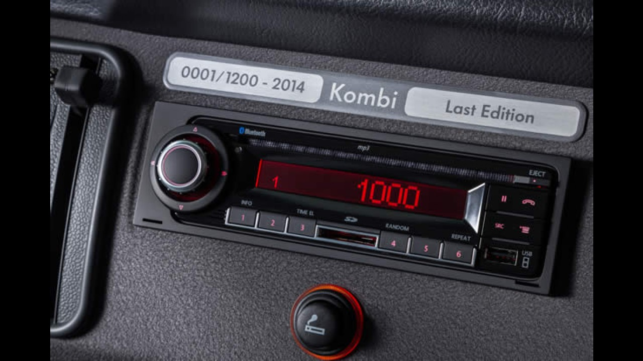 Manda mais! Volkswagen dobra produção da Kombi Last Edition