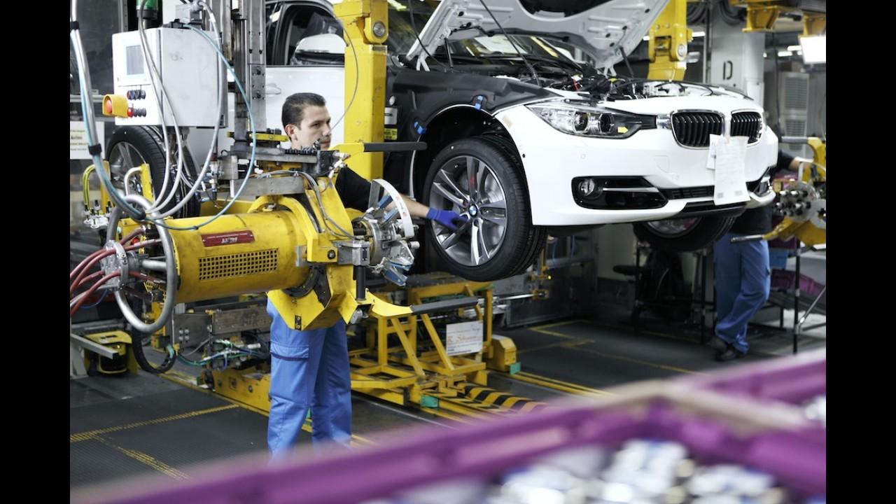 Primeiros BMW brasileiros nascem em setembro de 2014