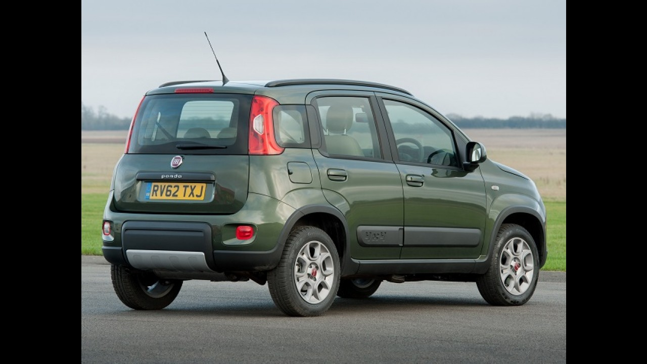 Sucesso do Panda coloca Fiat de volta no top 10 europeu em fevereiro