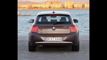 BMW Série 1 versão duas portas tem as primeiras imagens reveladas