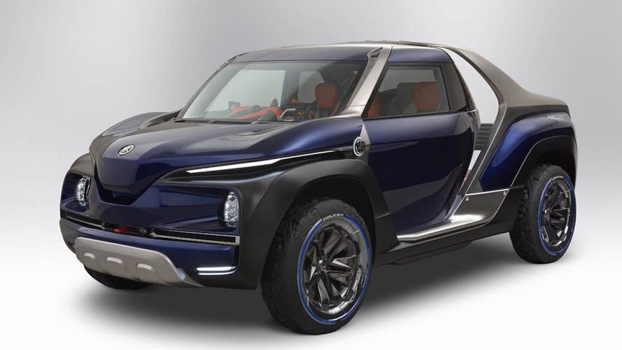 Yamaha Cross Hub Concept, il pick-up per chi fa sport