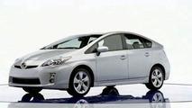 Leaked 2010 Toyota Prius