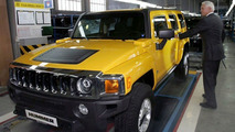 Hummer H3 Production Start Russia