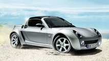 smart roadster speedsilver