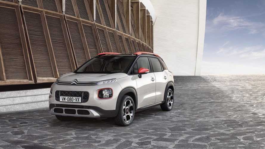 new citroen c3 aircross kickstarts firm 39 s suv offensive. Black Bedroom Furniture Sets. Home Design Ideas