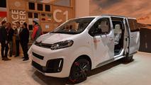 2017 - Citroën Space Tourer Ë Concept