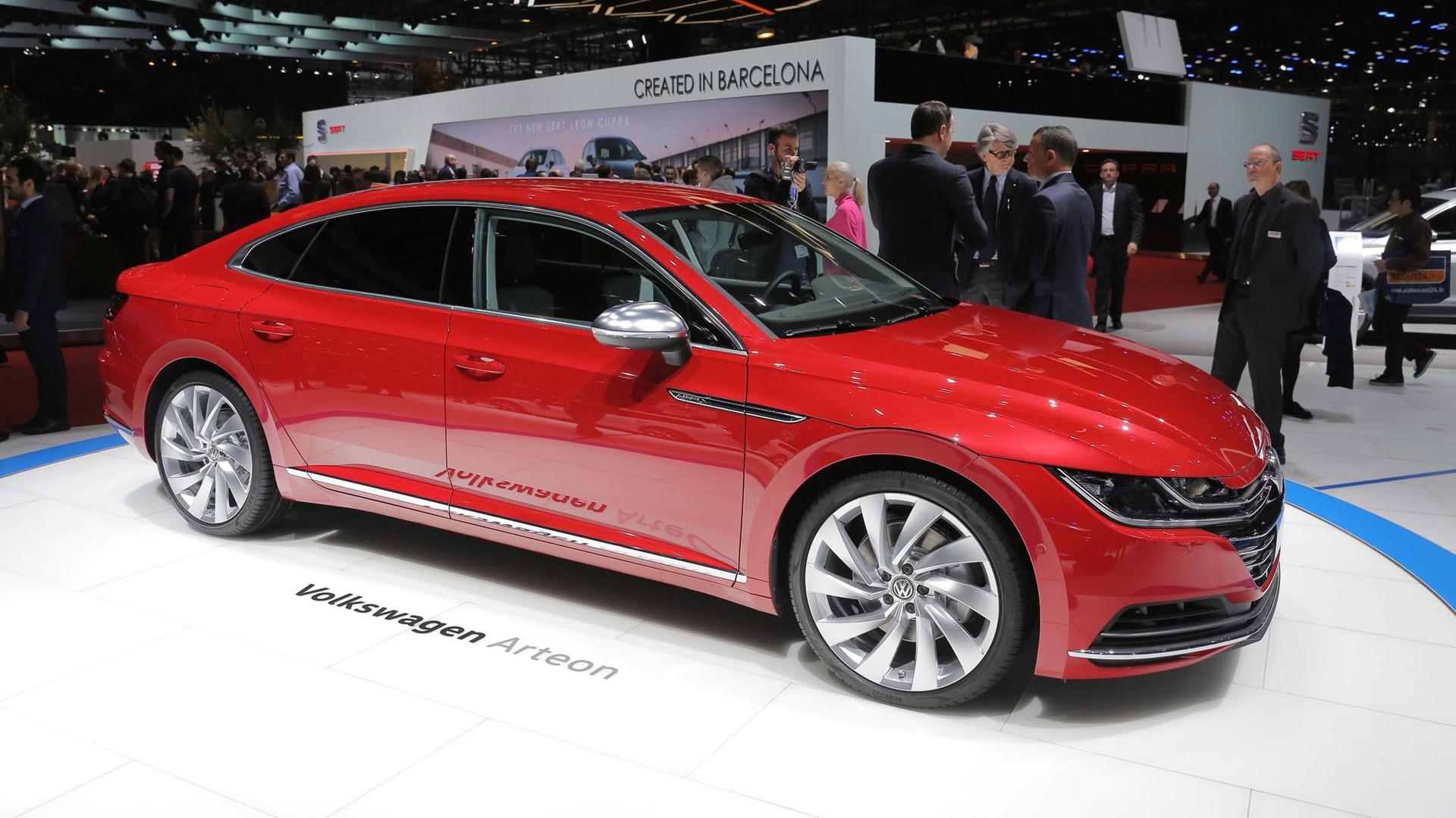 L 39 arteon ou le haut de gamme selon volkswagen - Meilleur literie haut de gamme ...