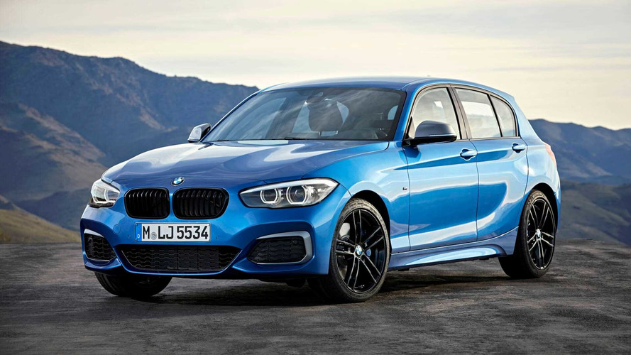 BMW 1 Series Minor Facelift Revealed: On Sale July 2017