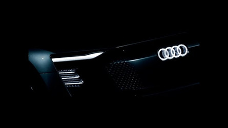 Audi Goes LED Crazy In Teaser For New E-Tron Concept