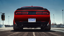 2018 Dodge Challenger SRT Demon Teaser'ları