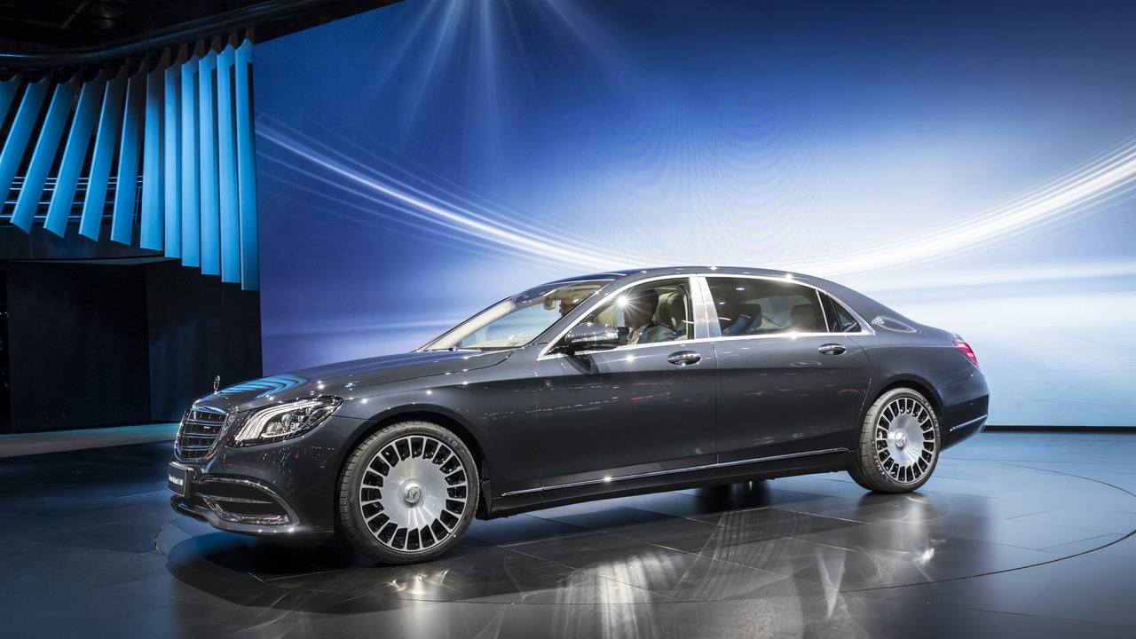 2018 mercedes s class revealed with fresh face new engines. Black Bedroom Furniture Sets. Home Design Ideas