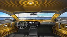 Continental speakerless sound system