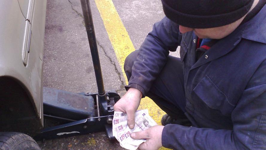 Cash poor motorists skip car repairs