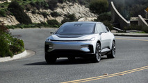 Faraday Future FF 91 Concept