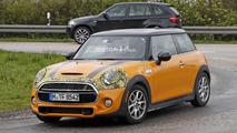 Mini Cabriolet et Cooper S restylées photos espion