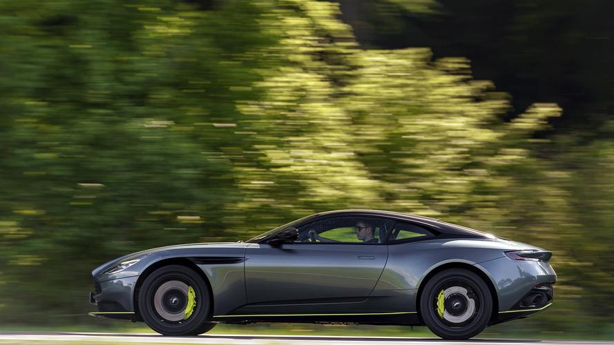 2019 Aston Martin DB11 AMR first drive