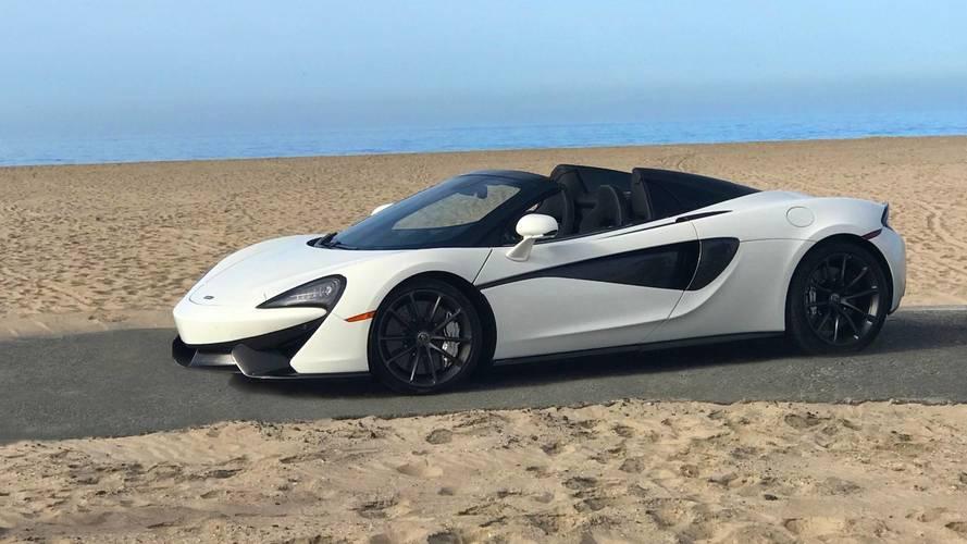 McLaren Has Sold 5,000 Vehicles In North America