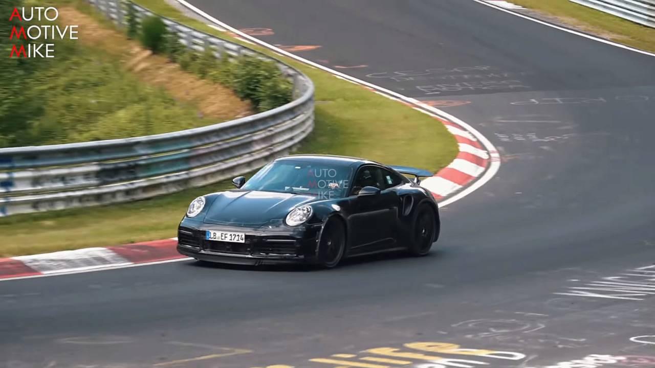 2019 Porsche 911 Turbo Casus Fotoğraflar