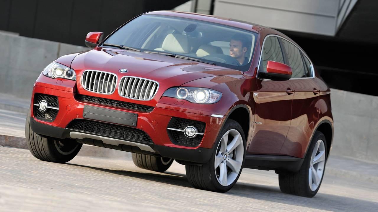 2008: BMW X6