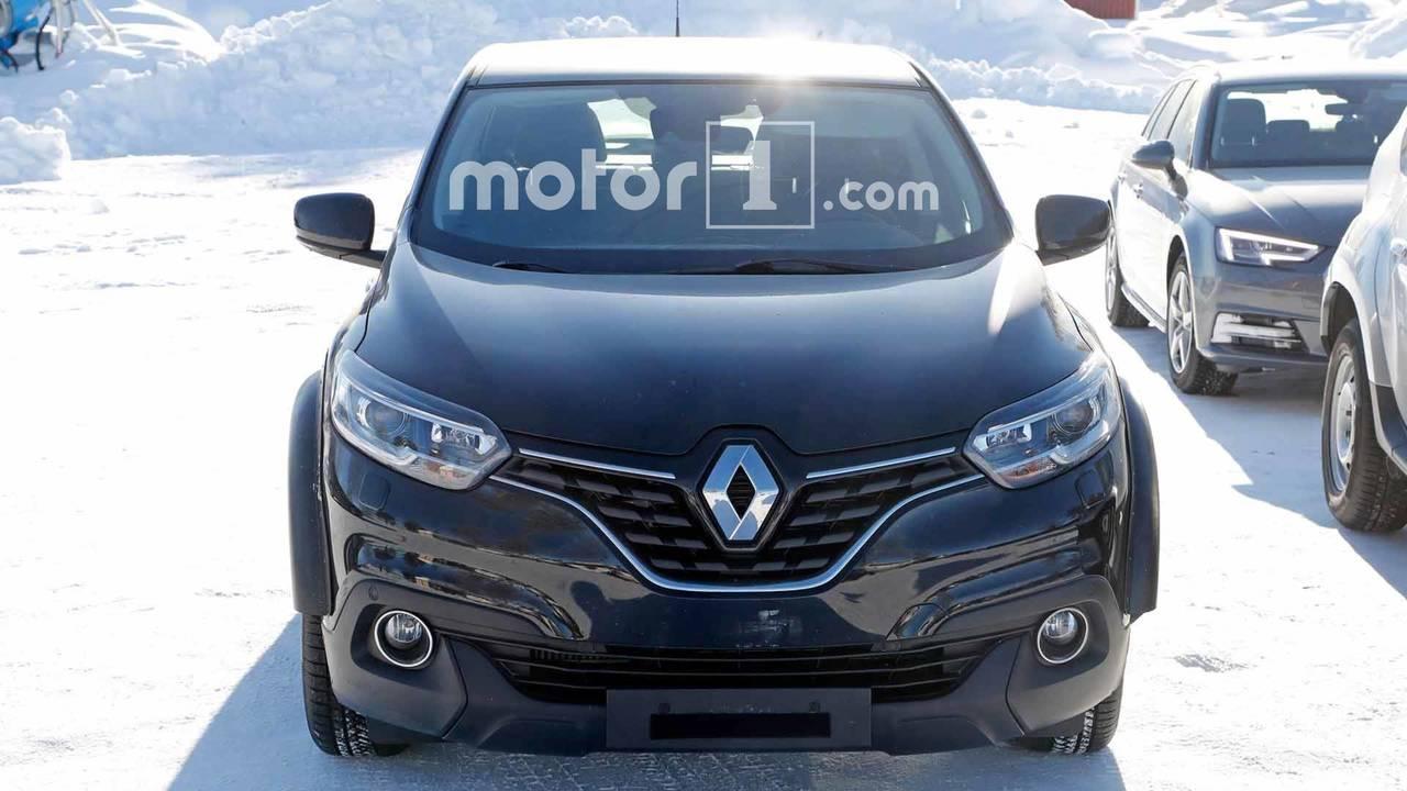Gizemli Renault Kadjar prototipi