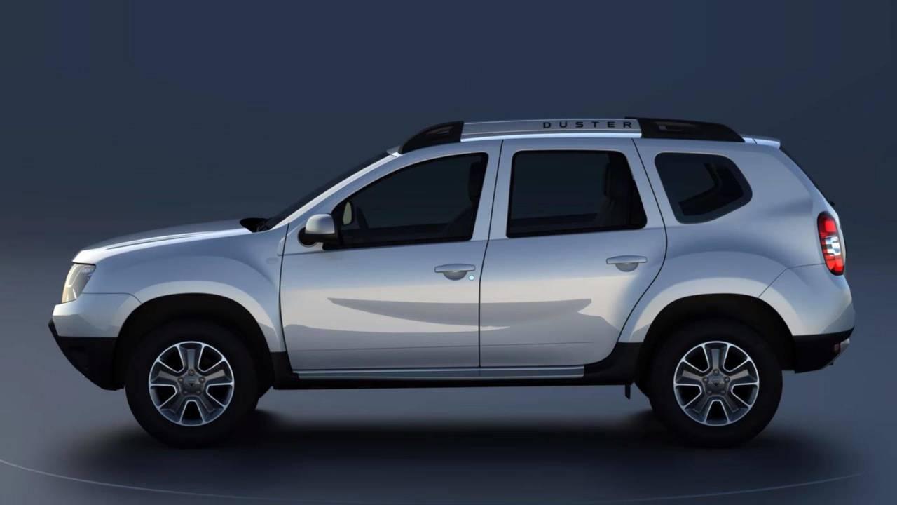Dacia Duster 2017, desde 16.915 euros