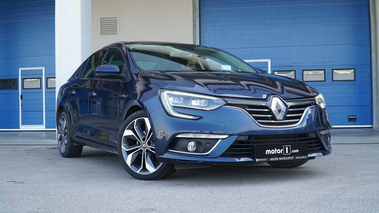 2- Renault Megane