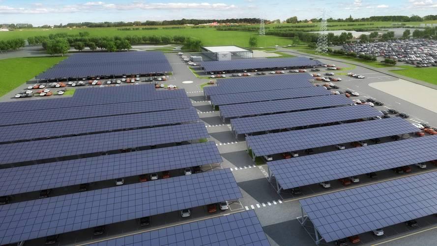 Bentley investit de nouveau dans le solaire