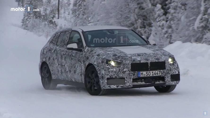 New BMW 1 Series Spied Getting Sideways On Video