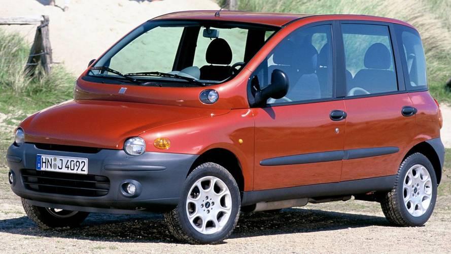 Fiat Multipla, genio assoluto