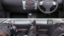 Nissan Tiida Facelift Revealed