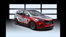 Hyundai Santa Fe elaborazioni SEMA 001