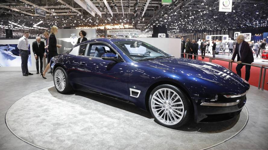 Touring Superleggera Sciadipersia Live From Geneva Motor Show