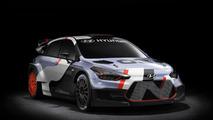 2016 Hyundai i20 WRC rally car previewed in Frankfurt