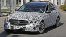 2017 Mercedes-Benz E-Class Estate spy photo