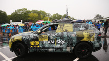 Jaguar F-Pace Chris Froome livery