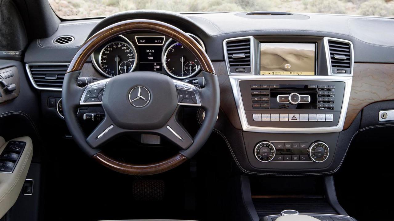 2012 Mercedes M-Class - 20.6.2011
