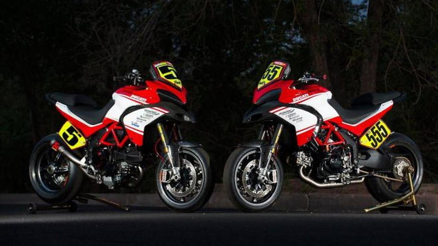 Audi & Ducati teaming up for Pikes Peak International Hill Climb [video]