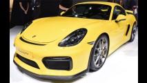 Porsche Cayman GT4 é confirmado no Brasil por R$ 569 mil