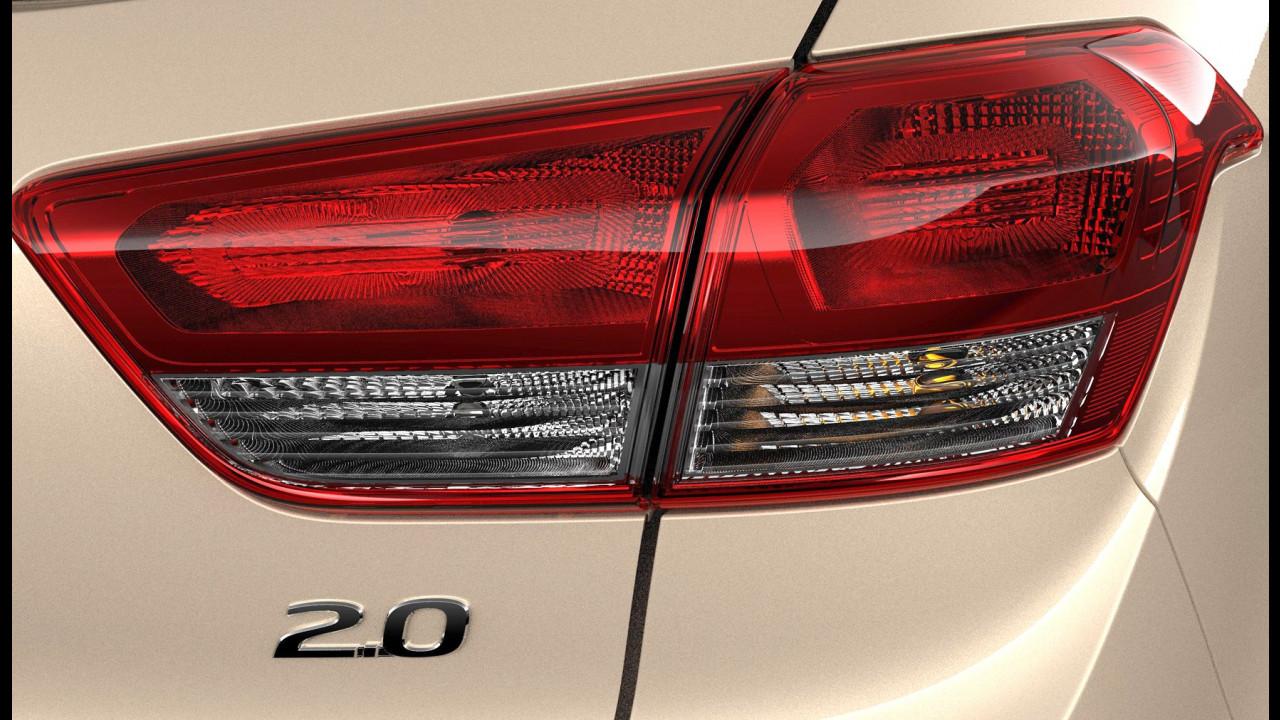 Hyundai Creta terá novos motores 2.0 e 1.6 no Brasil