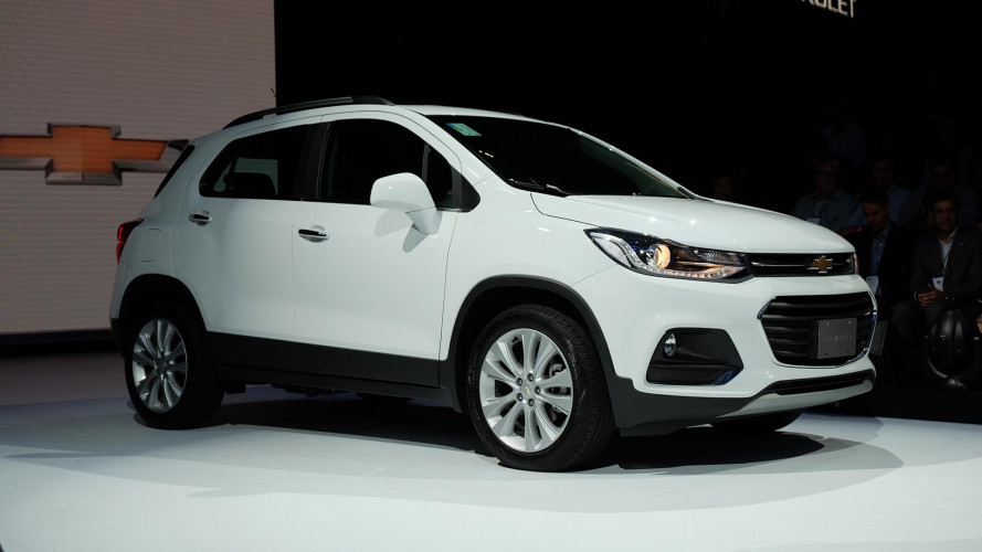 Salão do Automóvel: Novo Tracker 2017 é o primeiro SUV compacto turbo com câmbio automático