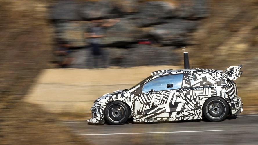 Volkswagen Polo WRC 2