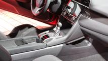 Honda Civic Si Prototype: LA 2016