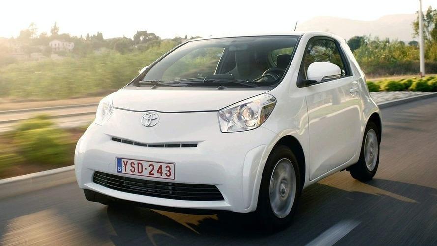 Toyota IQ platform set to spawn new Yaris, MPV & Hybrid