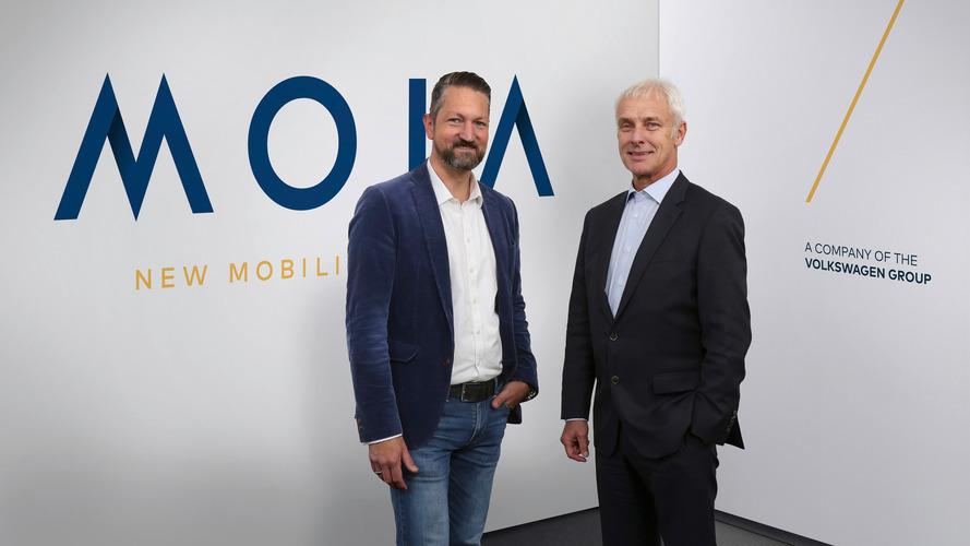 Avec Moia, Volkswagen va proposer des nouveaux services