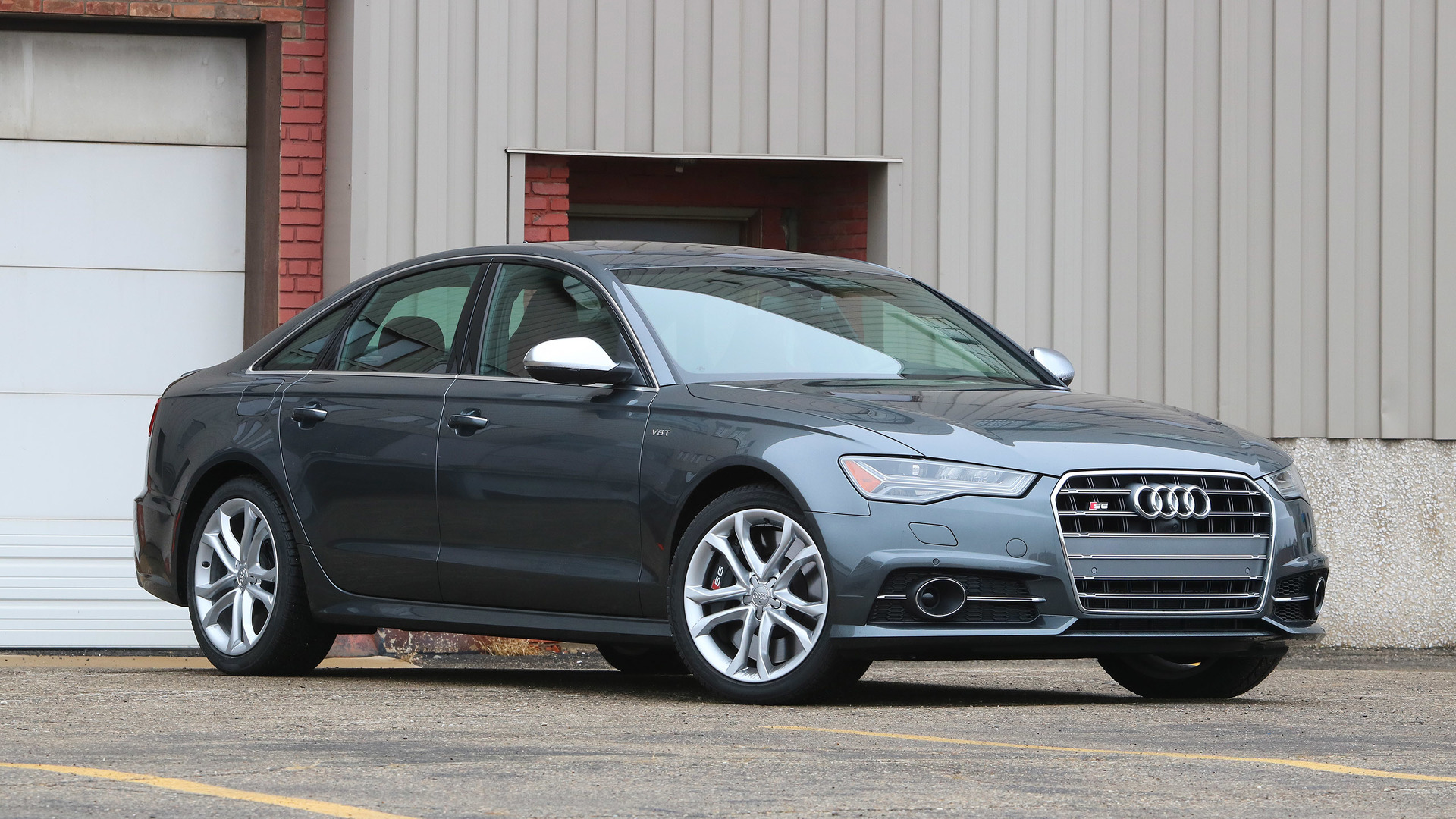 Audi S6 0 60 >> 2017 Audi S6 Review: Devour freeways without breaking a sweat