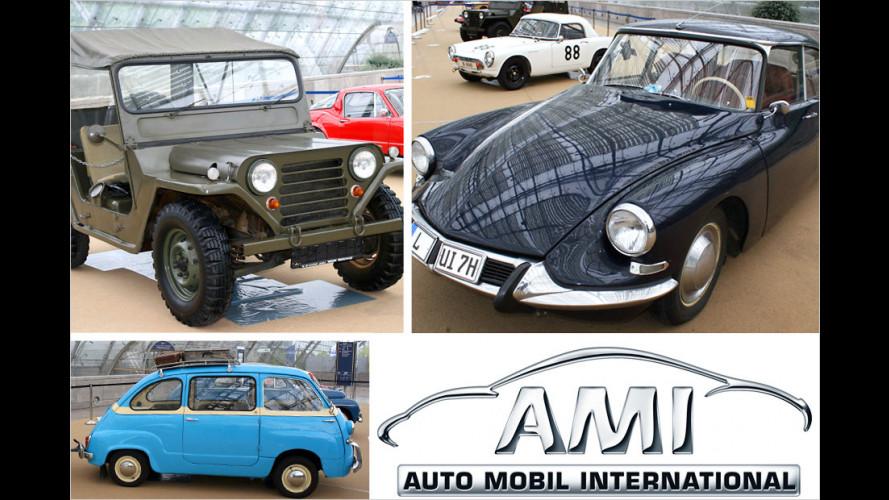 AMI 2012: Alte Schätze