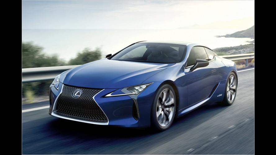 Ein sportliches Coupé mit Hybridantrieb – klappt das?