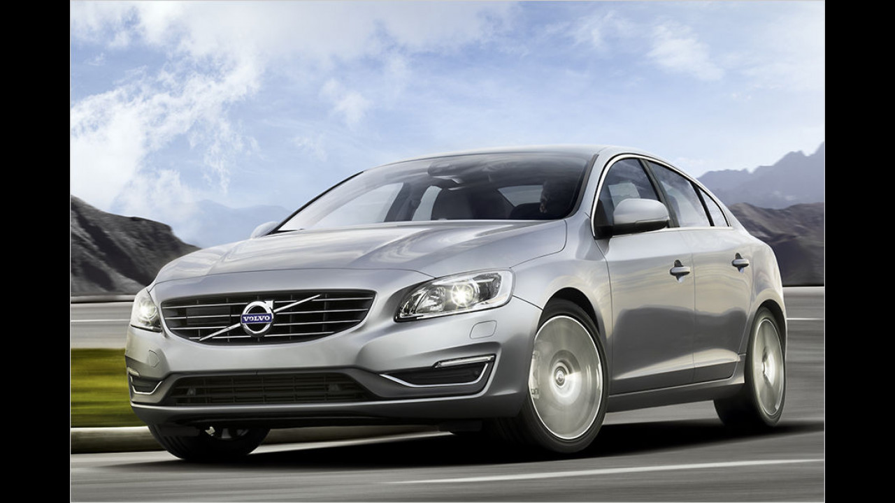 Volvo S60 T6: 306 PS