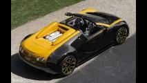 Bugatti Veyron Grand Sport Roadster Vitesse One of One